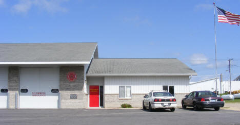 Fire Department, Greenbush Minnesota, 2009