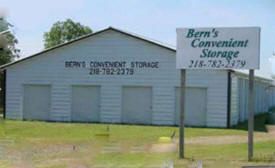 Bern's Convenient Storage, Greenbush Minnesota