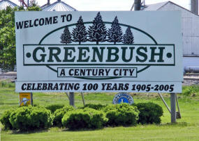 Welcome to Greenbush Minnesota!