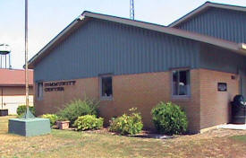 Greenbush Community Center, Greenbush Minnesota