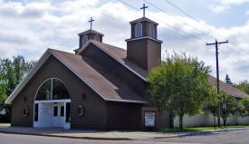 Blessed Sacrament Catholic Church, Greenbush Minnesota