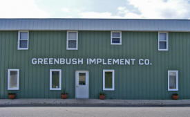 Greenbush Implement Co., Greenbush Minnesota