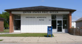 US Post Office, Greenbush Minnesota