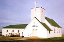 Oiland Lutheran Church, Greenbush Minnesota