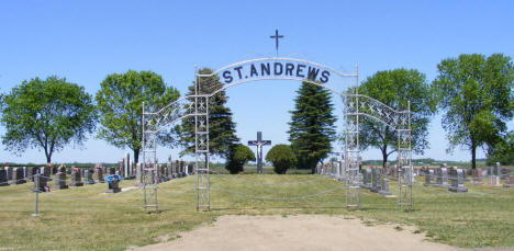 St. Andrews Cemetery, Greenwald Minnesota, 2009