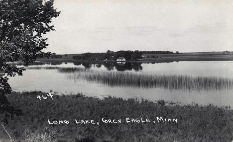 Long Lake, Grey Eagle Minnesota, date unknown