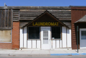 Grey Eagle Laundromat, Grey Eagle Minnesota