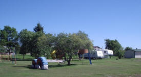 Grygla Campground, Grygla Minnesota