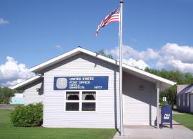 US Post Office, Grygla Minnesota