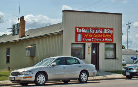 Grain Bin Cafe & Gift Shop, Grygla Minnesota