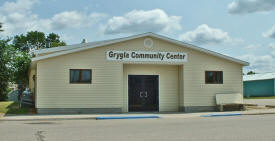 Grygla Community Center, Grygla Minnesota