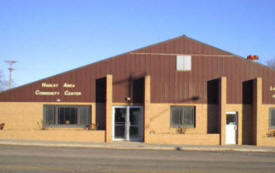 Hadley Area Community Center, Hadley Minnesota