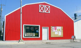 Red Barn Liquor, Hallock Minnesota