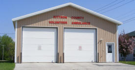 Kittson County Volunteer Ambulance, Hallock Minnesota