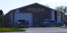 Hultgren's Engine & Machine, Hallock Minnesota