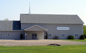 Assembly of God Church, Hallock Minnesota