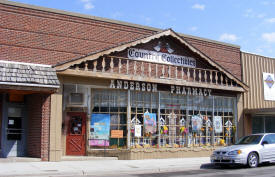 Anderson Pharmacy, Hallock Minnesota