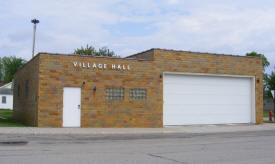 Halstad City Hall, Halstad Minnesota