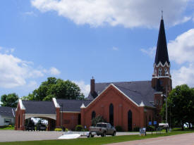 Emanuel Lutheran Church, Hamburg Minnesota