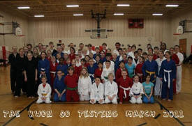 Kroells Karate Clubs, Hamburg Minnesota