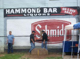Hammond Bar, Hammond Minnesota