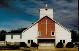 Zion Lutheran Church. Hanska Minnesota