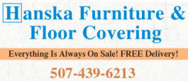 Hanska Furniture and Floor, Hanska Minnesota