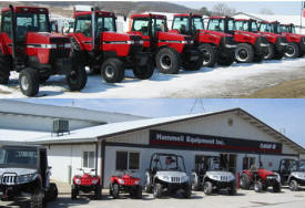 Hammell Equipment Inc, Harmony Minnesota