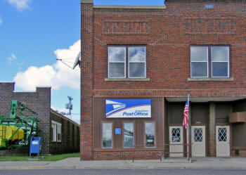 US Post Office, Hartland Minnesota