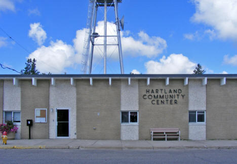 Community Center, Hartland Minnesota, 2010