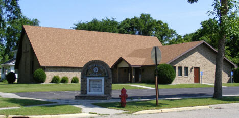 Our Saviors' Lutheran Church, Hawley Minnesota, 2008