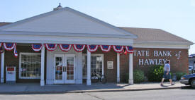 State Bank of Hawley Minnesota