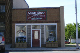 Shear Shop, Hawley Minnesota