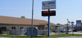 Olson Pool & Spa, Hawley Minnesota