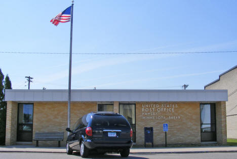 Post Office, Hawley Minnesota, 2008