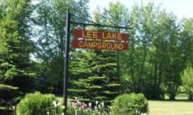 Lee Lake Campground, Hawley Minnesota