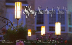 Tiffany Landscape Lighting, Hawley Minnesota