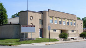 Hawley Community Center, Hawley Minnesota
