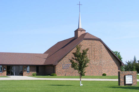 St. Andrews Catholic Church, Hawley Minnesota, 2008