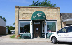 Whistle Stop Cafe, Hawley Minnesota