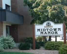 Midtown Manor, Hayfield Minnesota