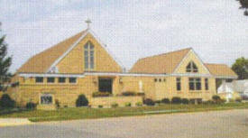 St. John's Catholic Church, Hector Minnesota
