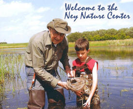 Ney Nature Center, Henderson Minnesota