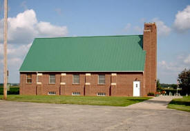 Redeemer Lutheran Church, Henderson Minnesota