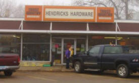 Hendricks Trustworthy Hardware, Hendricks Minnesota