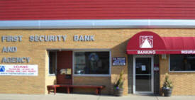 First Security Bank, Hendricks Minnesota