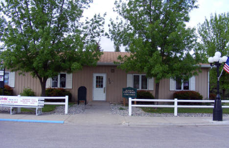 Hendrum City Hall, Hendrum Minnesota, 2008