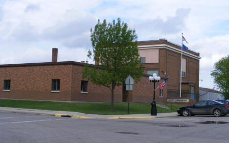 Norman County West Elementary School, Hendrum Minnesota, 2008