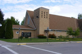 Immanuel Lutheran Church, Hendrum Minnesota