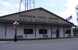 Hendrum Fire Department, Hendrum Minnesota